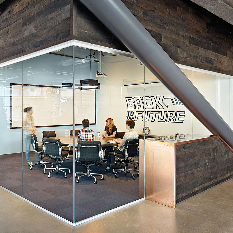 Dropbox Meeting Room